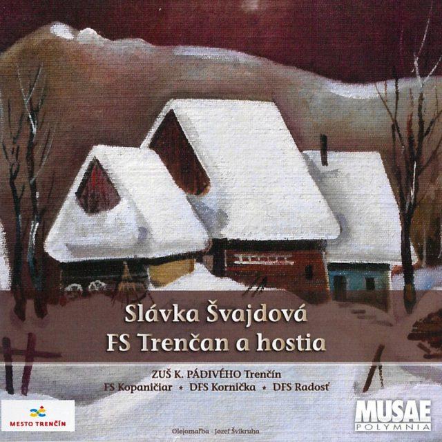 Podporili sme nový vianočný album trenčianskych folkloristov