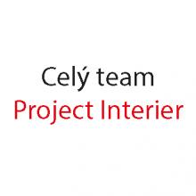 Celý team Project Interier