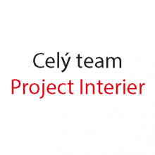 Celý team Project Interier